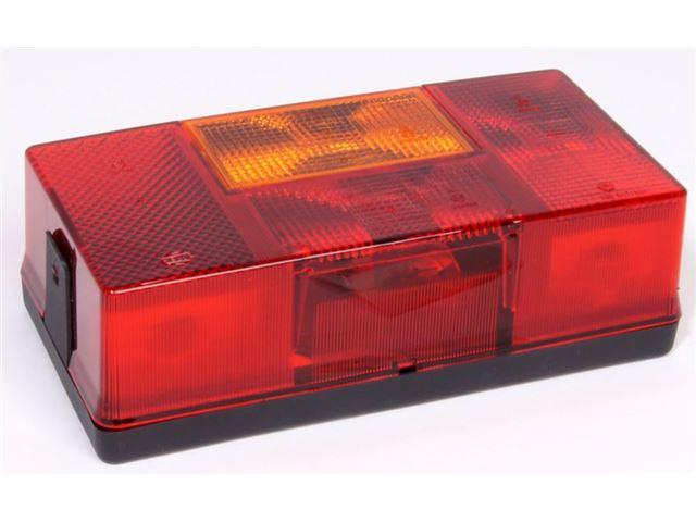 Baglygte 12V/21W, til bremse-/stoplys