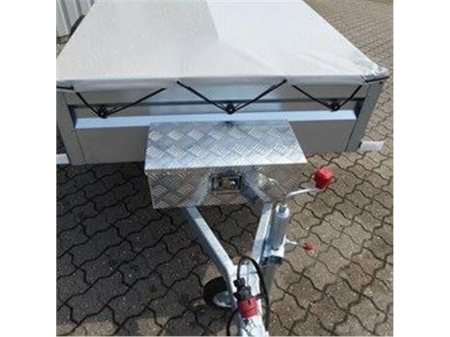 Trailer værktøjskasse - mikro model
