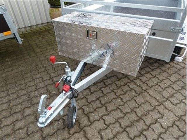 Trailer værktøjskasse - mellem model
