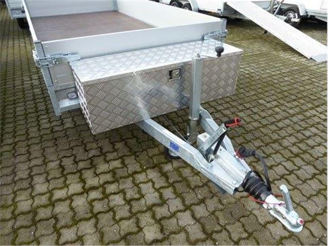 Trailer værktøjskasse - stor model