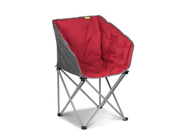 """Tub Chair"" Rød - Foldestol"