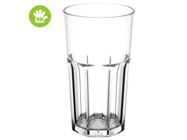 Retro Glas - Stabelbare 30 cl.