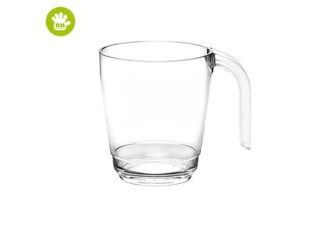 Kaffe, The og Espresso Glas Transparent 30 cl.