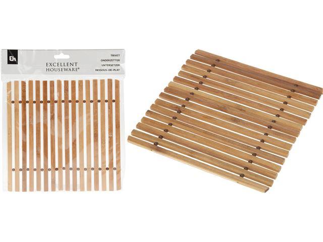 Bordskåner 175X180 mm Bambus