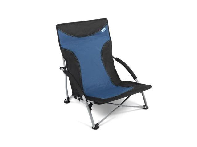 Sandy Low Chair - Midnight