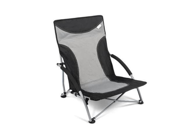Sandy Low Chair - Fog