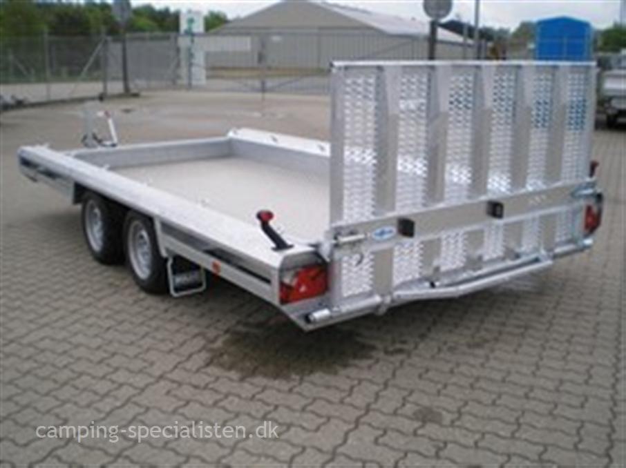 Selandia Maskintrailer Hulco Terrax 3000 kg