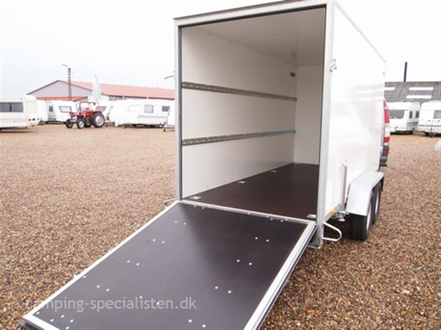 Selandia Cargo trailer 2036 HTD 2000 kg