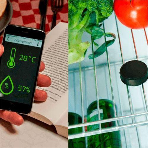 E-Temperature Temperaturmåler