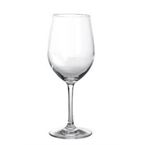 Gimex 2 stk Hvidvinsglas 25 cl, brudsikker polycarbonat