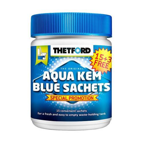 Thetford Aqua Kem Sachets til bundtanken