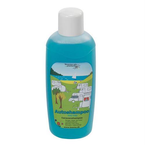 Besma Autoshampoo med voks, 1 liter