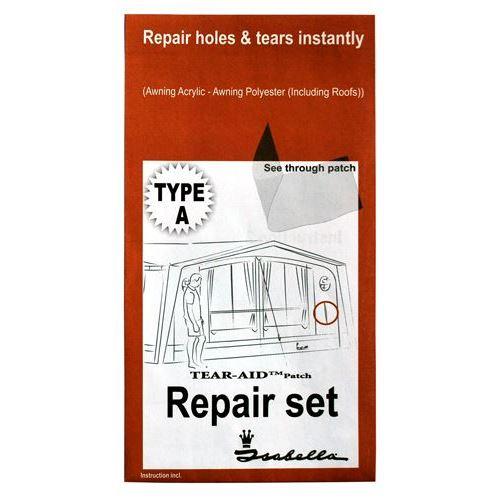 Isabella Reparationssæt A til Acryl og polyester