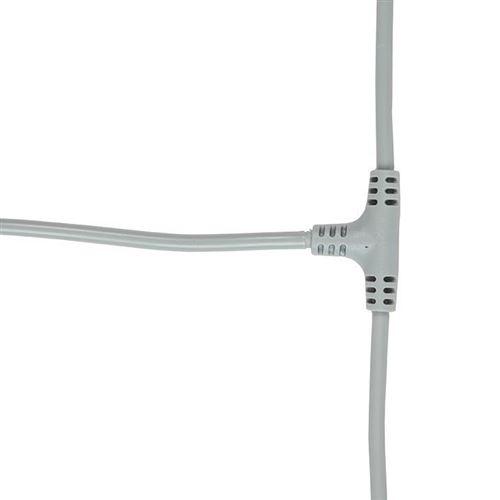 Isabella T-ledning til LED lysbånd