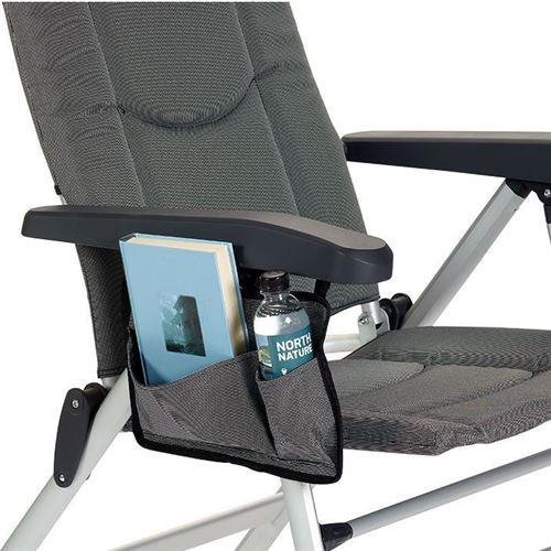 Sidelomme til Isabella stol - Light Grey