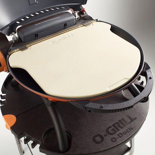 O-grill Pizzaplade hvid SPAR 10%