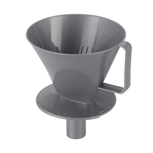 Kaffetragt - plast, ass. farver