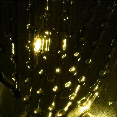 Glasflaske med ledlys 37 cm