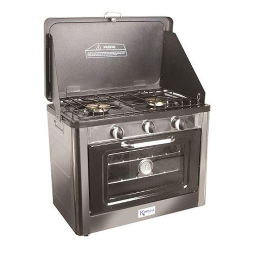 Kampa RoastMaster Gaskomfur og ovn - Outdoor