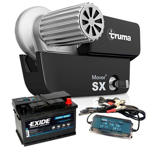 Truma SX Mover + batteri og lader - Nyhed - Restordre til ultimo august