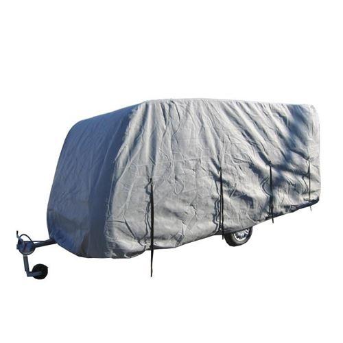 Caravancover b 230 cm | Bund 425cm I Top 370cm FORUDBESTIL