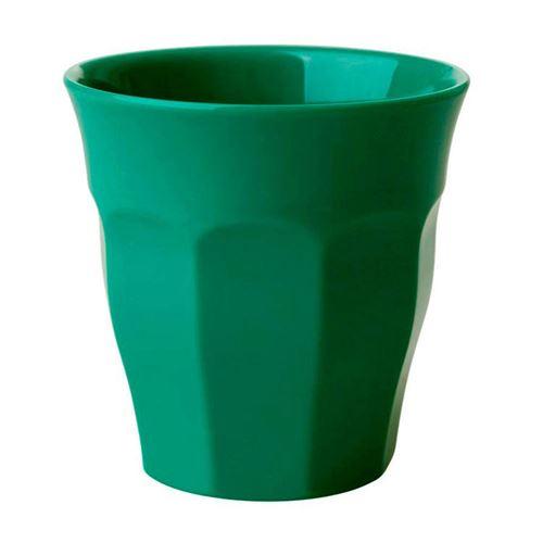 RICE Kop mørk grøn