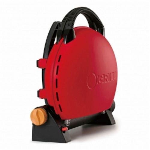 O-Grill 500 transportabel gasgrill  - vælg farve