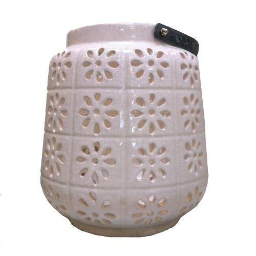 Lanterne Keramik 24 cm