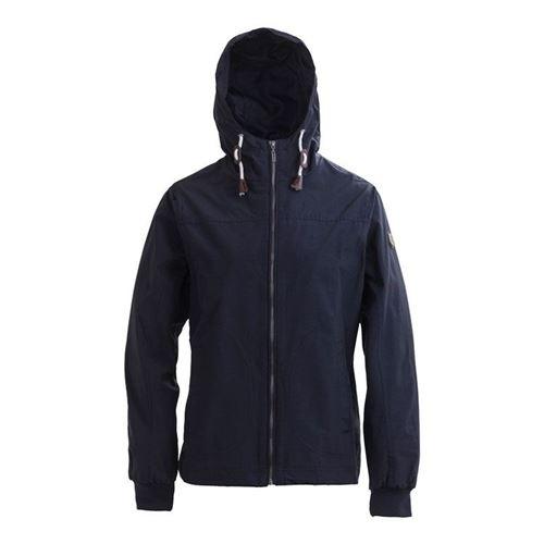 Tuxer Bea bygetæt jakke forår/sommer - Dark Navy