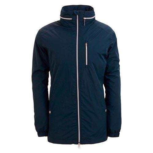 Tuxer Claire vind- og vandtæt jakke W/R 3000 - Dark Navy