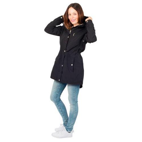 Tuxer Nicolette vind- og vandtæt jakke W/R 5000 - Sort