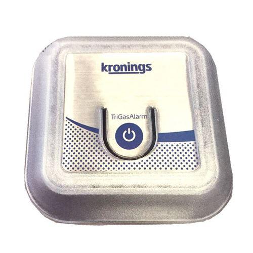 Kronings Tri-Gas alarm enkelt