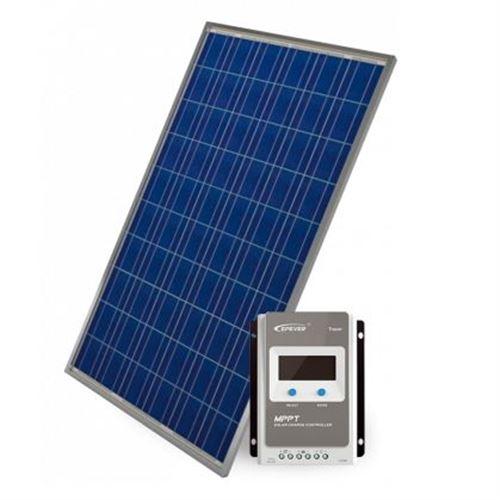 Kronings Solar kit 100W komplet