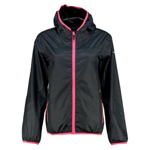 Tuxer Dublin vind- og vandtæt jakke W/R 3000 sommer - sort
