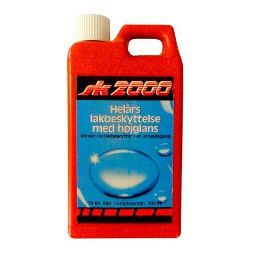 sk 2000 lakbeskyttelse, 500 ml