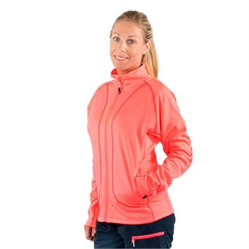 Tuxer Motion - sporti fleece - Fluo Coral