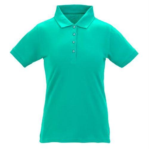 Tuxer Madrid Polo - Emeraid grøn