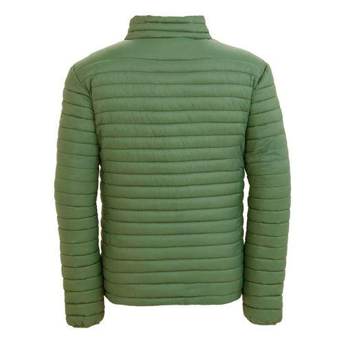 Tuxer Hugh Herre dynejakke let model - støvet grøn  Str. XL