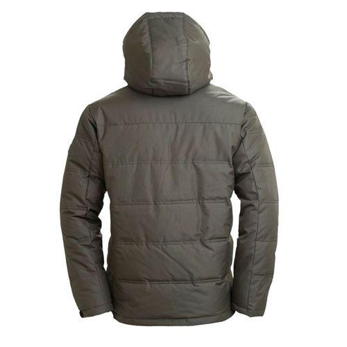 Tuxer Dumont Herre jakke  W/R 2000 Dark Olive - efterår/vinter