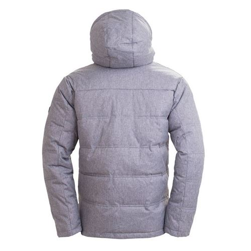 Tuxer Dumont Herre jakke - Str. M  W/R 2000 Grey mel. - efterår/vinter