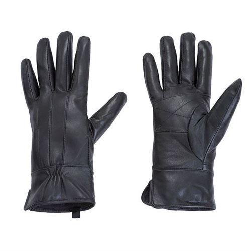 Tuxer Tenna handsker i imiterede læder og Thinsulate TM