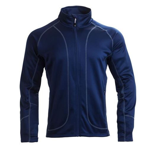 Tuxer Motion - sporti fleece - Dutch blue