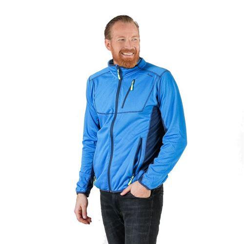 Tuxer Draft - sporti fleece - Azur blue