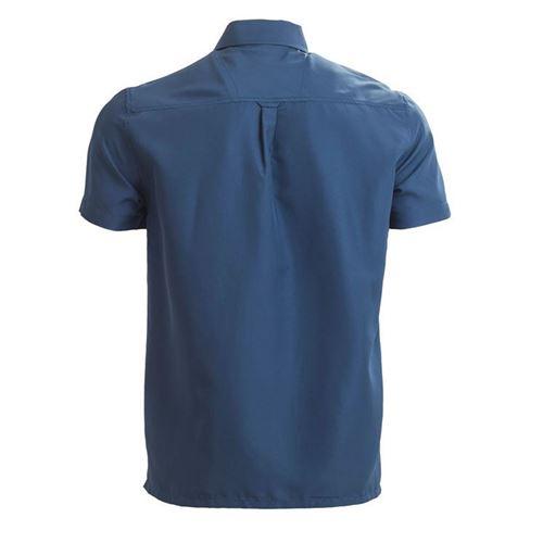 """Tuxer Field Herre skjorte Midnight Navy - """"Green Choise"""""""