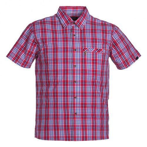 Tuxer Mac skjorte rødternet - Str. medium
