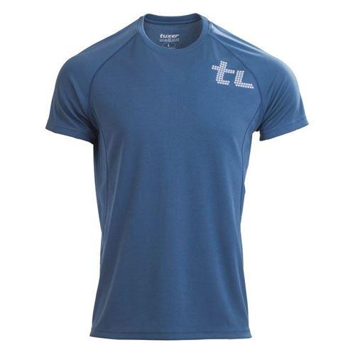 Tuxer Cygo Shirt - Midnight Navy - Recycled Polyester