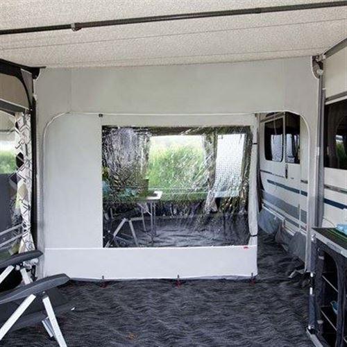 Rumdeler med vinduespanel 3 m