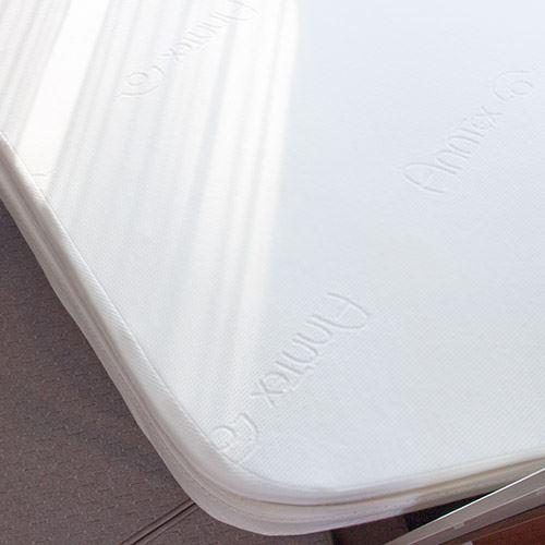 AnnTex viskoelastisk topmadras, 5 cm Enkelt