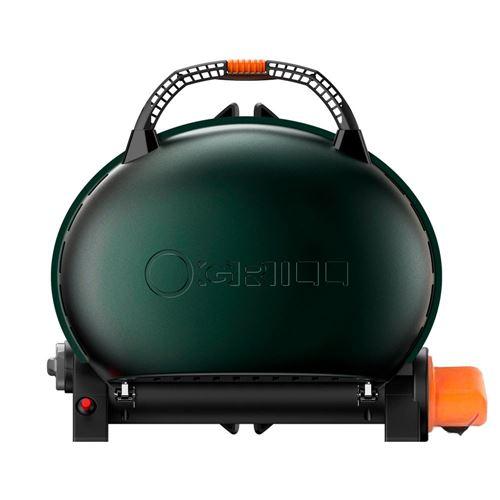 O-Grill 500 gasgrill - Green - m/ gasstuds