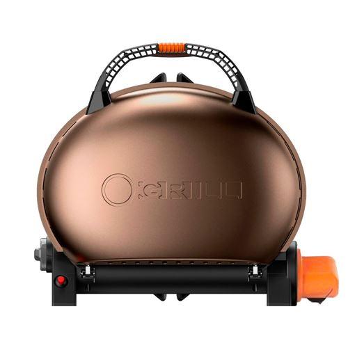 O-Grill 500 gasgrill - Gold - m/ gasstuds